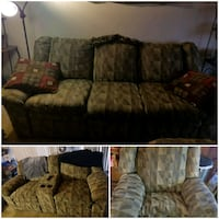 recliner,love seat and sofa nice MAKE OFFER Barboursville, 22923