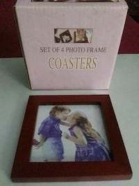 Photo frame coasters Dumfries, 22026