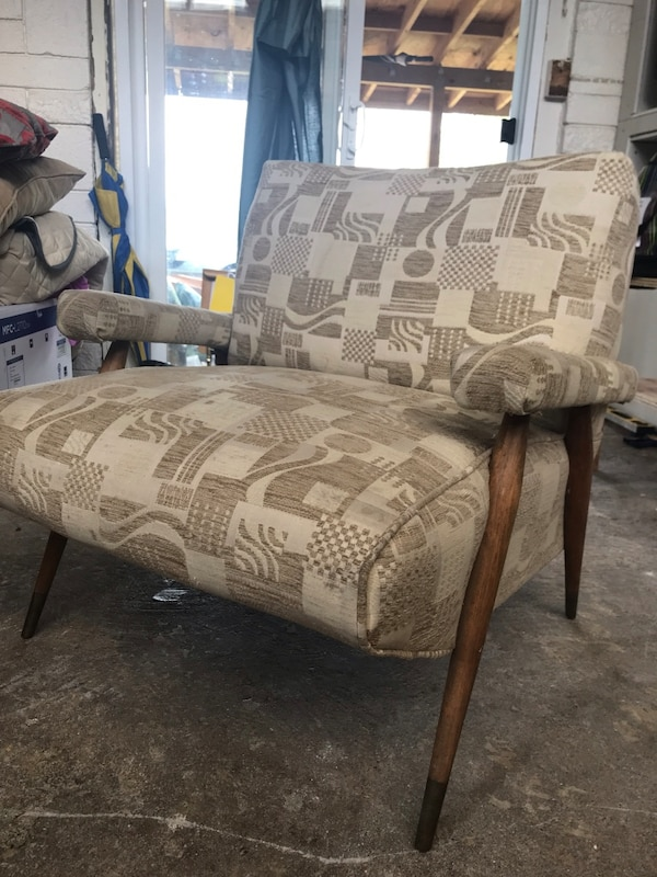 Used Mid Century Modern Armchair Chair For Sale In Bristol Letgo