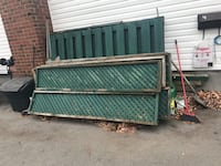 Fencing ,post and spicks  Gatineau, J8T 7X7