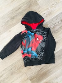 Spider-Man hoodiefor4 to5 year old  3128 km