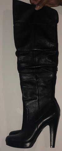 Genuine Leather Jessica Simpson Knee Boots Baltimore, 21239