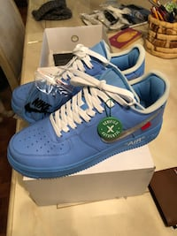 Airforce 1 Off White MCA 9.5