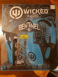 Wicked headphones   589 km