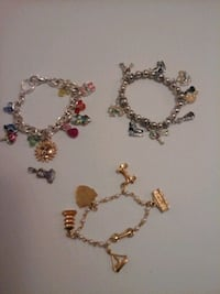 Three bracelets  for girls  all for $15 Whitchurch-Stouffville, L4A 0J5