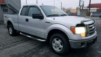 2009 Ford F-150 XLT 4x4 SuperCab 163-in Styleside