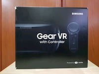 Samsung gear with controller