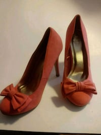 Pink heels Whiting