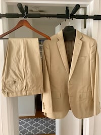J. Crew Ludlow Khaki Suit Washington, 20037