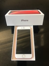 iPhone 7 256gb red special edition Calgary, T2H