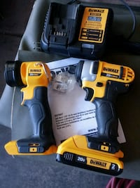 20VMAX IMPACT DRIVER WITH work led LIGHT Las Vegas, 89110
