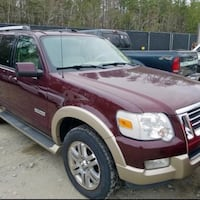 2007 Ford Explorer Eddie Bauer 4.0 4x4 Fort Washington