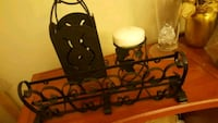 Candle holder lot