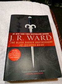 Black Dagger Brotherhood Insiders Guide Atlanta