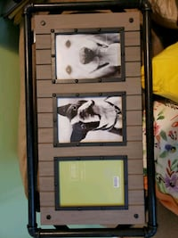 New* Multi-picture frame Laurel, 20707