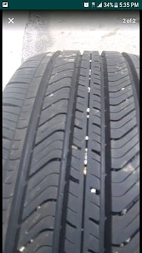 1 Tire Michelin 225/55R17 Brand New Herndon
