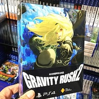 Gravity Rush 2 limited Edition (Chinese only) Delta