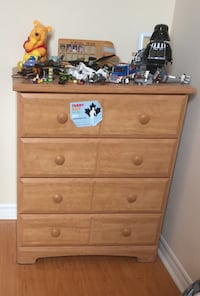 Four Drawer Chest Innisfil, L9S