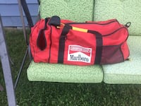 Duffel bag! Firm on price ! Cash only ! Geddes