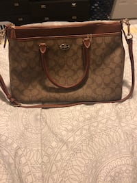 Coach Purse-Gently used 539 km