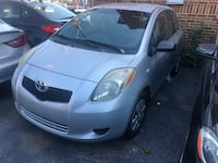 2007 Toyota Yaris 4cylinder safety included  Toronto