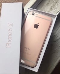 Iphone 6s 64Gb RoseGold Oslo