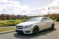 Mercedes CLS 63 AMG 2014 Montreal
