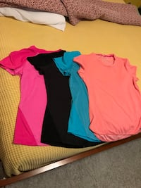 Exercise tops