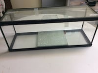 2.9 gallon clear glass betta enclosure with dividers Rockville, 20853