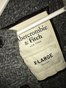Abercrombie og Fitch new york x-large laget i Kina