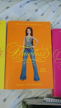 Book: pretty little liars number 2