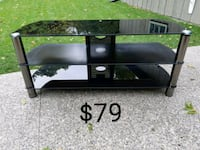 Tempered Glass TV Stand *Delivery Available* Hamilton, L9H 5N7