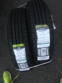 black and gray car tire Los Angeles, 90026