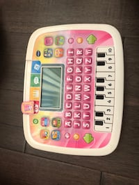 Vtech little apps tablet Toronto, M9A 0A1