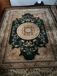Beautiful hand crafted rug