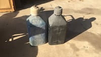 Two gas cans China Spring, 76633