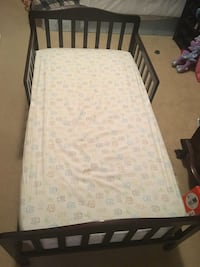 Toddler bed and mattress! Canton