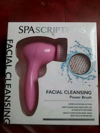 New Facial cleaner