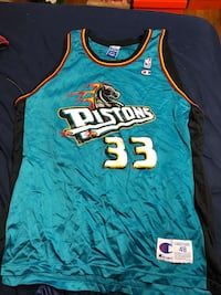 Grant Hill Pistons Jersey  North Royalton, 44133