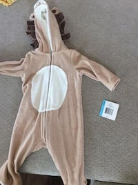 BRAND NEW Lion Footies Size 6 Months Waxhaw