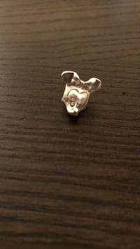 Silver minnie mouse pandora charm Streamwood, 60107