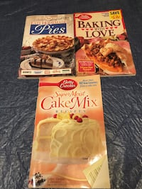 Betty Crocker Bake Goods Cook Books Citrus Heights, 95621