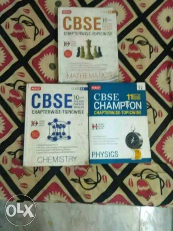 Cbse class 12 PCM 10 years chapterwise