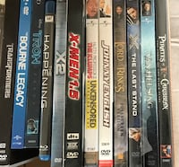 Assorted dvd movies  Ulster, 12401