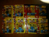 Simpsons Playmates discontinued figures Glendale, 91201