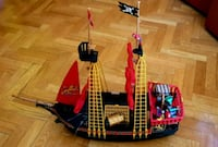 Playmobil Barco Pirata Barbanegra Ref. 4424. Madrid, 28027