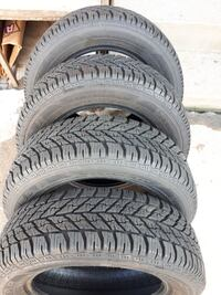 Goodyear ultra grip winter tires (new condition ) Kitchener, N2E