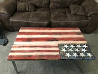 American Flag Table  Hyattsville, 20781
