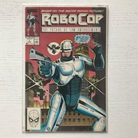 Robocop v.1 #1 March 1990 Toronto, M6G 3E9