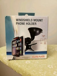 Windshield car mount for cell phones  Annandale